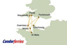 condor-ferries-routes